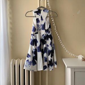 Lulu's Dresses - Lulus Seeing Chic Skater Dress